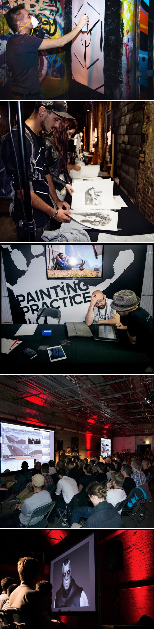 curso-arte-digital-eventos-modelado-organico-festivales-londres