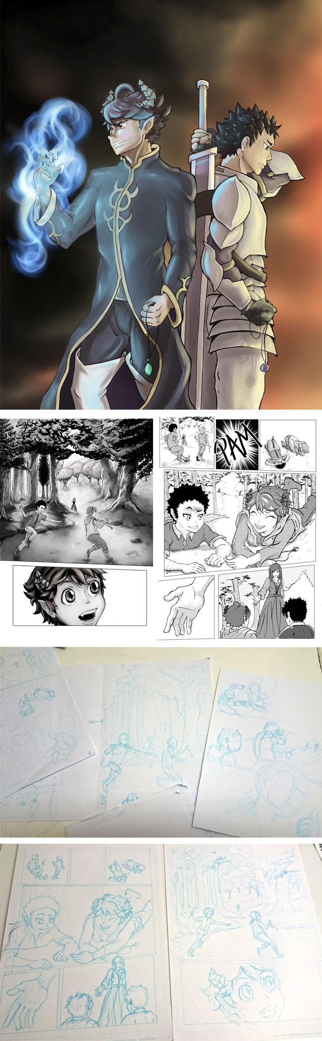 curso_comic_manga_anual_proyectos_academiac10_madrid