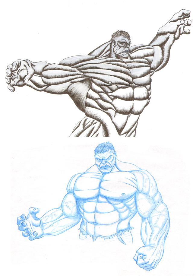 2curso-dibujo-profesional-anatomia-cuerpo-humano-academiac10-madrid ...