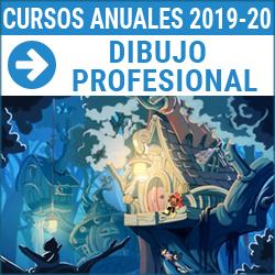 Curso anual de Dibujo profesional