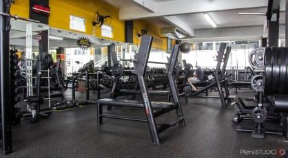 Estrutura - Musculação
