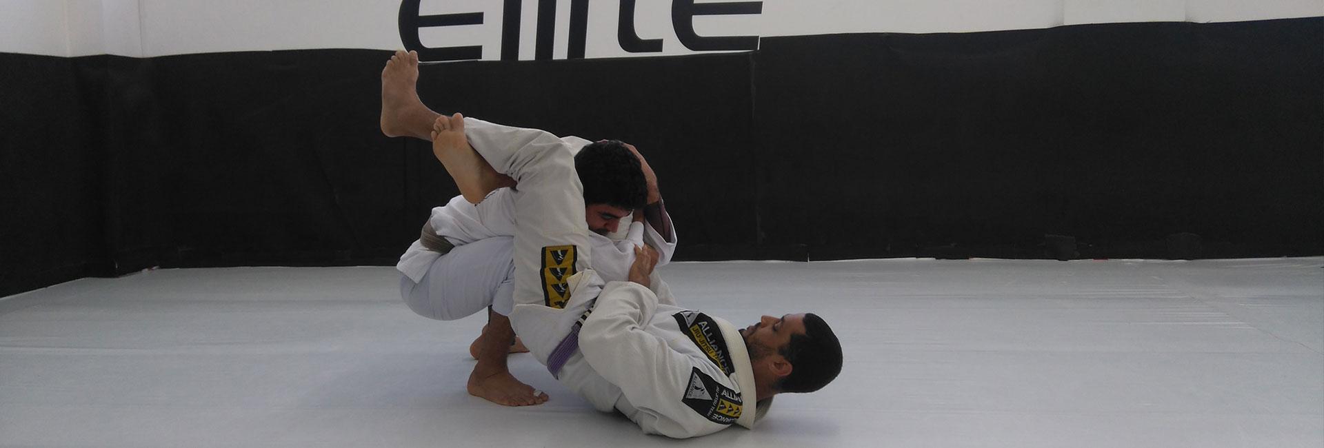 Jiu-jitsu - Capa