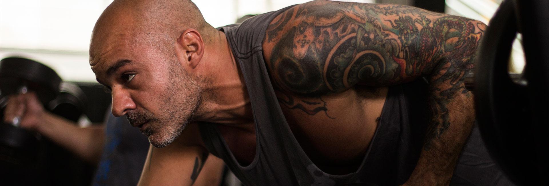 Musculação Capa