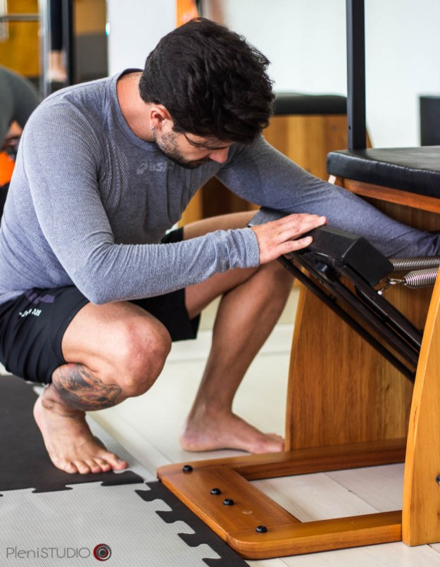 Pilates - Fernando Toledo
