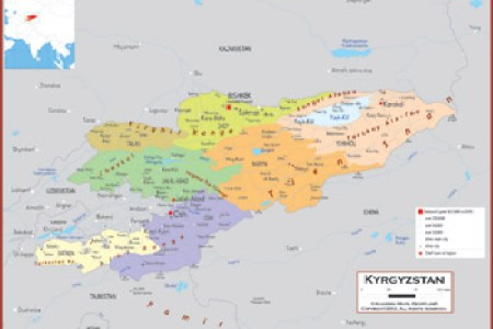 kyrgyzstan map world » Another Maps [Get Maps on HD] | Full HD ...