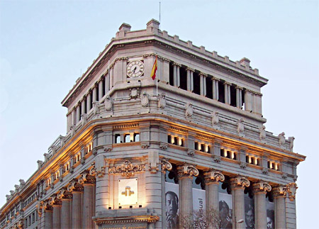 Instituto Cervantes en Madrid
