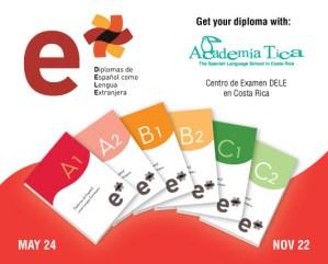 Dele Exam Center Costa Rica - Take the DELE with Academia Tica Spanish School