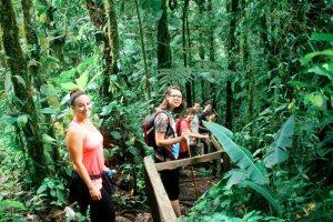 Academia Tica's Travelling Classroom Program in Costa Rica