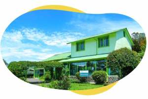 School campus in Coronado, San José