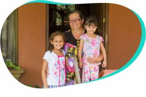 Home stays in Costa Rica while studying Spanish