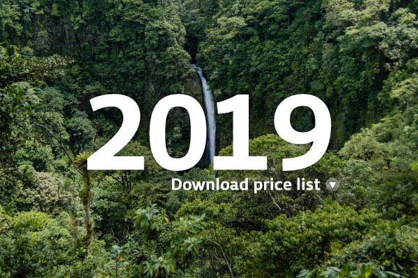 Download Academia Tica 2019 Price List