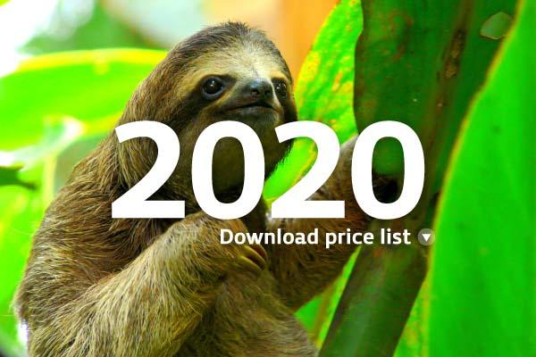 Descarga la lista de precios 2020 de Academia Tica