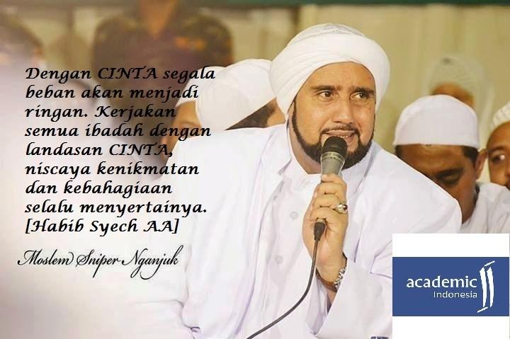 kata-kata bijak habib syech bin abdul qodir assegaf1