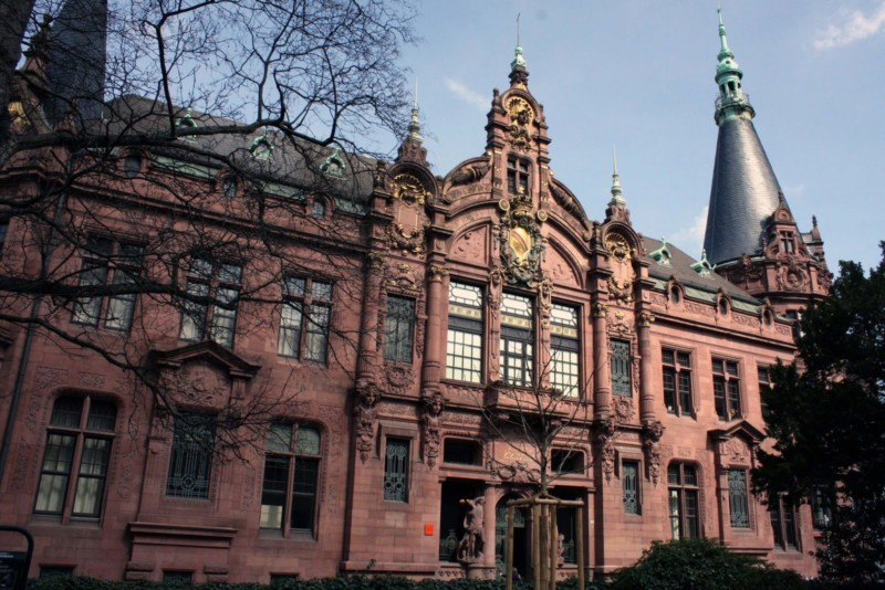 Universitas Terbaik di Jerman Heidelberg University