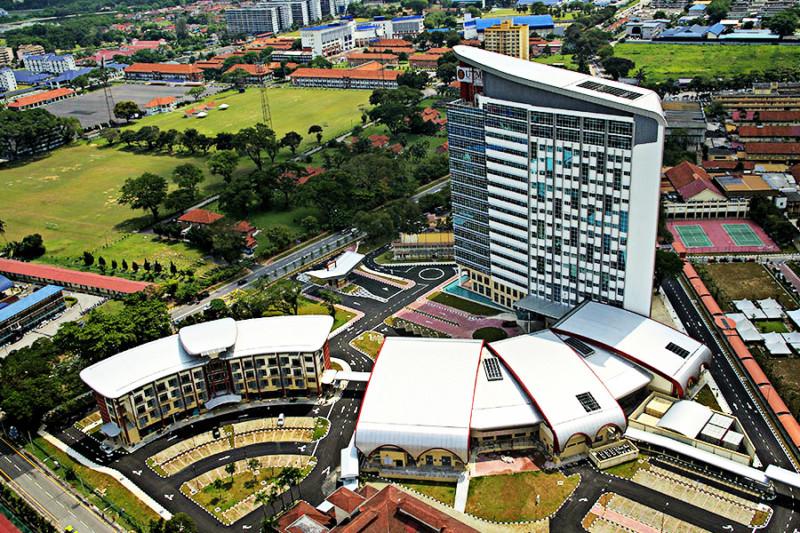 universitas terbaik di malaysia Universitas Teknologi Malaysia (UTM)