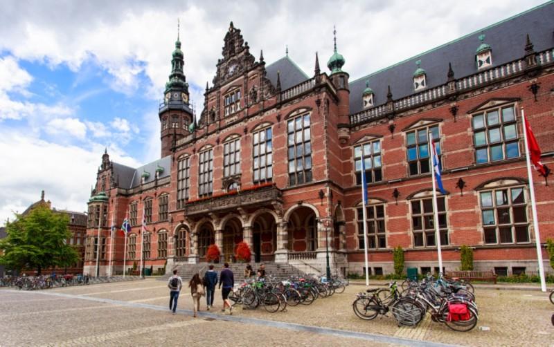 universitas terbaik di Belanda Rijksuniversiteit Groningen