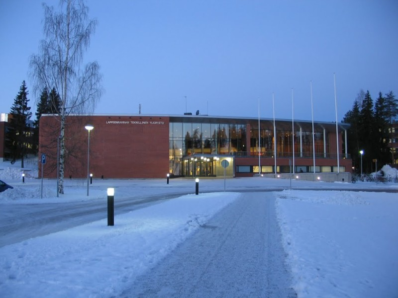 universitas terbaik di finlandia Lappeenranta University of Technology