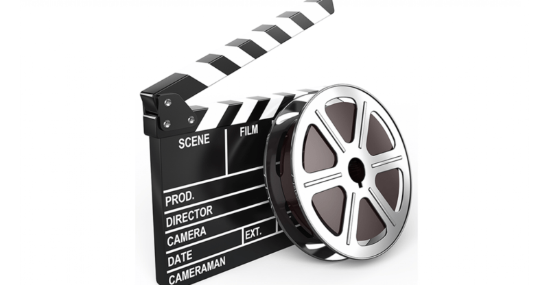 contoh resensi film