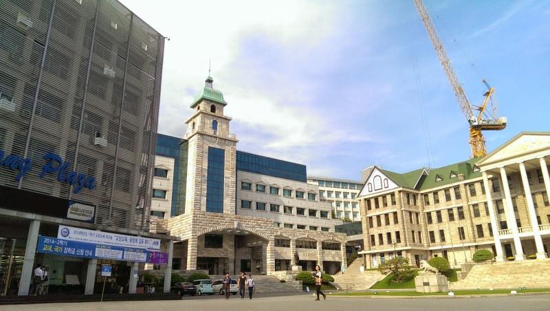 universitas terbaik di Korea Selatan Hanyang University Hanyang Daehakgyo