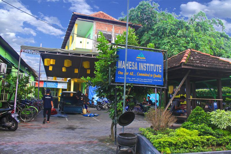 mahesa institute kampung inggris