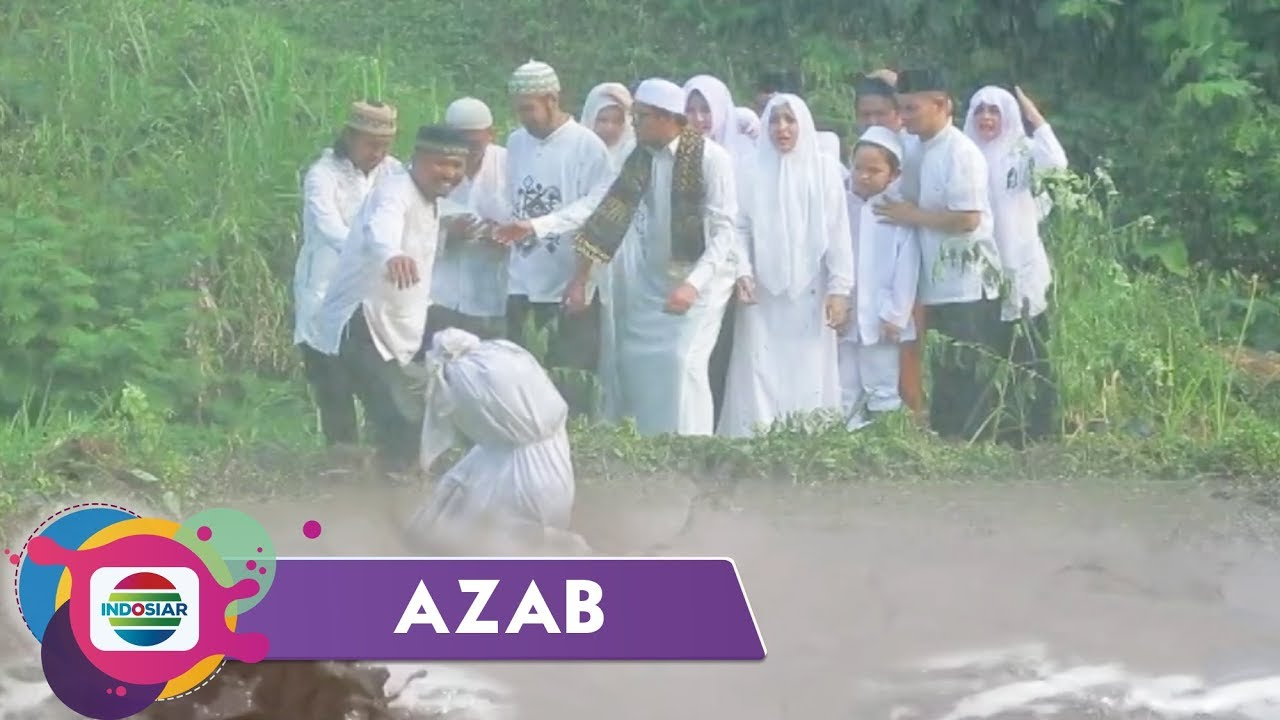 Film Azab di Indosiar