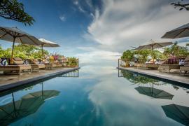 Kolam Renang Bali Eco-resort Munduk Moding Plantation