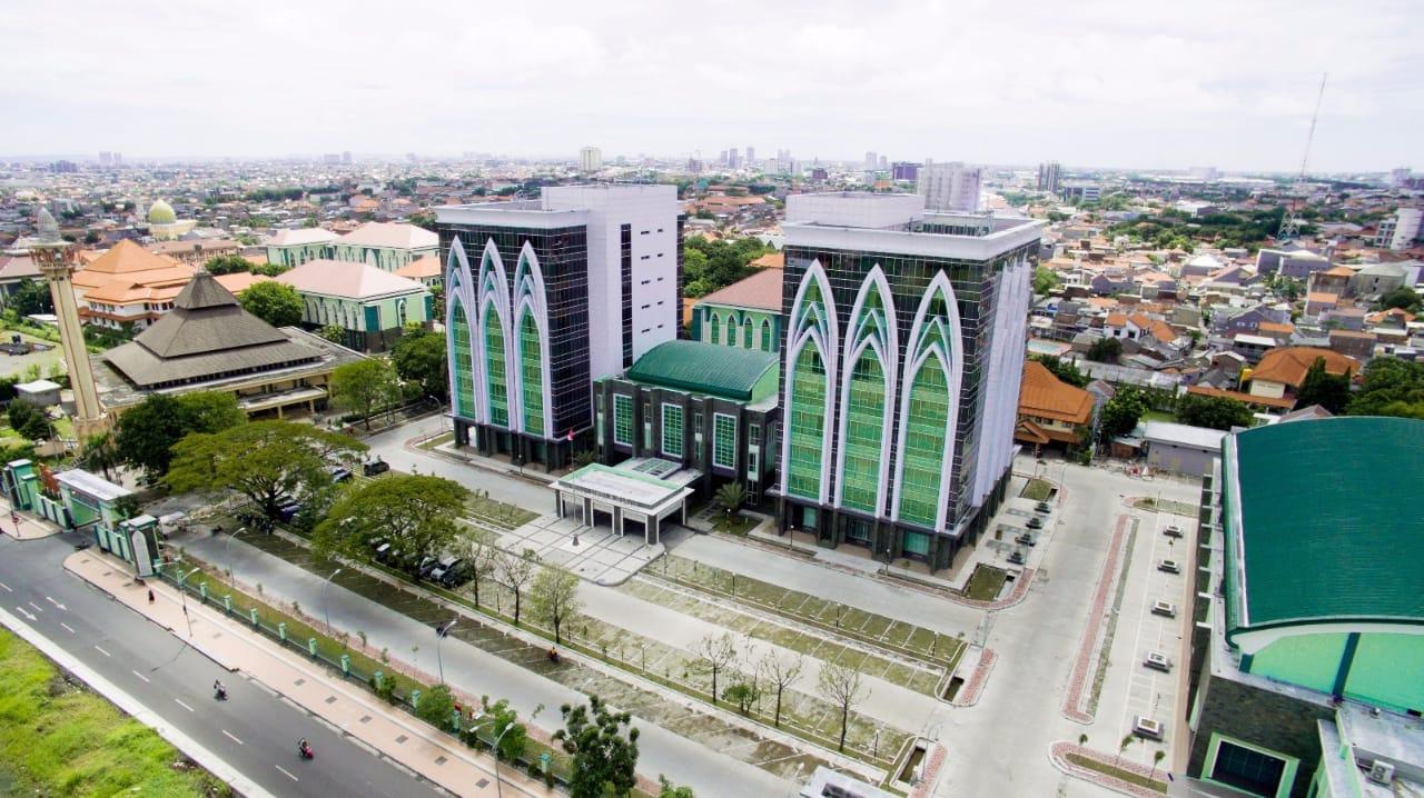 Gambar Kampus Universitas UINSA Surabaya