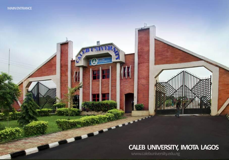 Caleb-University-Lagos