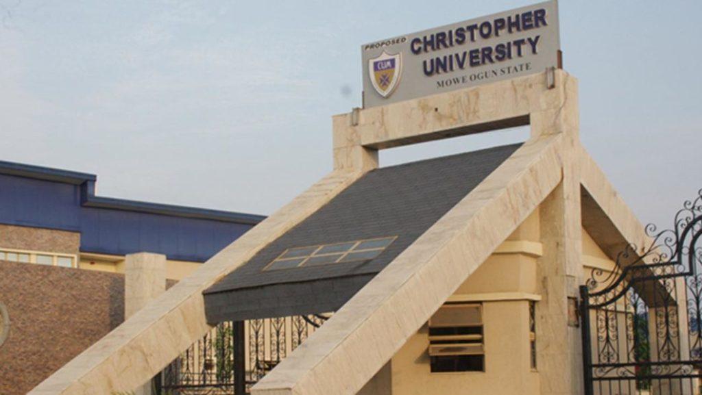 Christopher-University