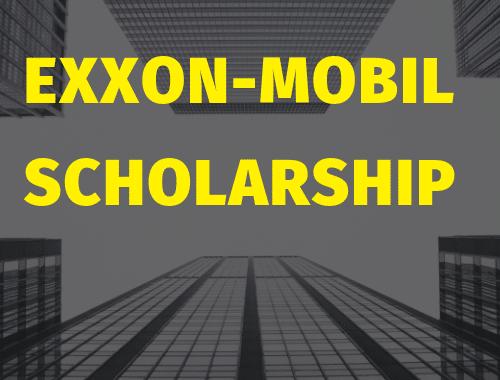 Exxon-Mobil-Scholarship