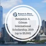 benjamin -a.-gilman-international-scholarship