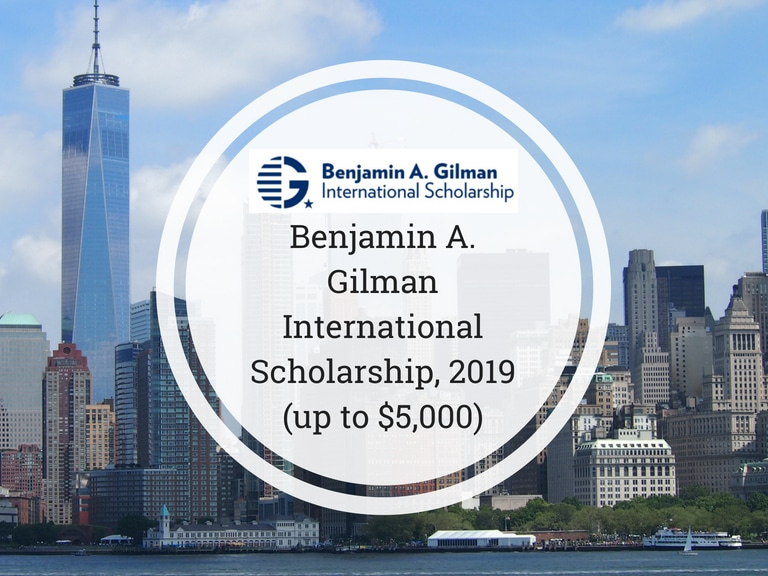 benjamin -a.-gilman-international-scholarship