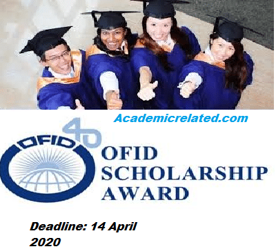 Fit Graduation 2020.Opec Ofid Scholarships 2020 2021 For Developing Countries
