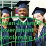 Japan-Rwanda Government Scholarship