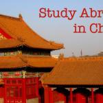 Study Abroad in China 2020