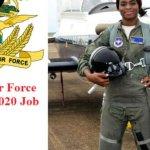 Nigerian Air Force Hospital 2021 Housemanship / Internship Recruitment