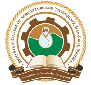 Vacancies at Ekiti State College of Agriculture and Technology (EKSCAT)