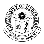 University of Hyderabad Admission Announcement 2010-11