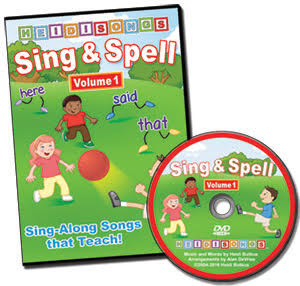 Sing Amp Spell The Sight Words