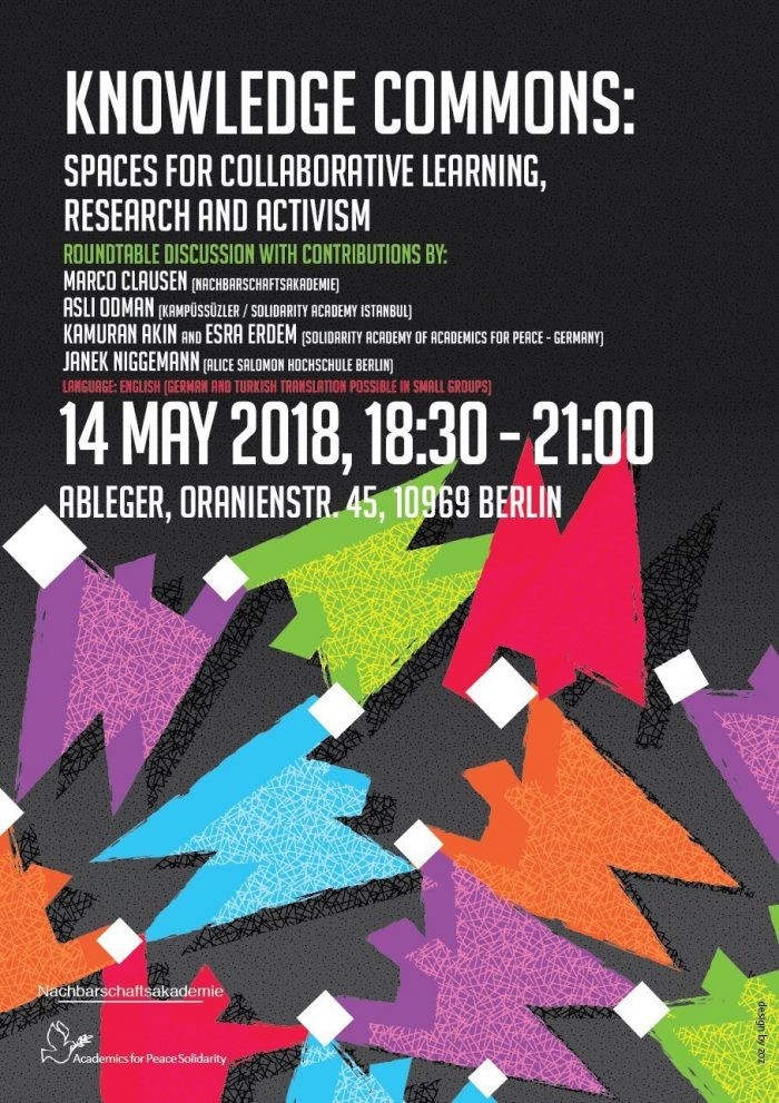 Read more about the article Knowledge commons: Spaces for collaborative learning, research and activism