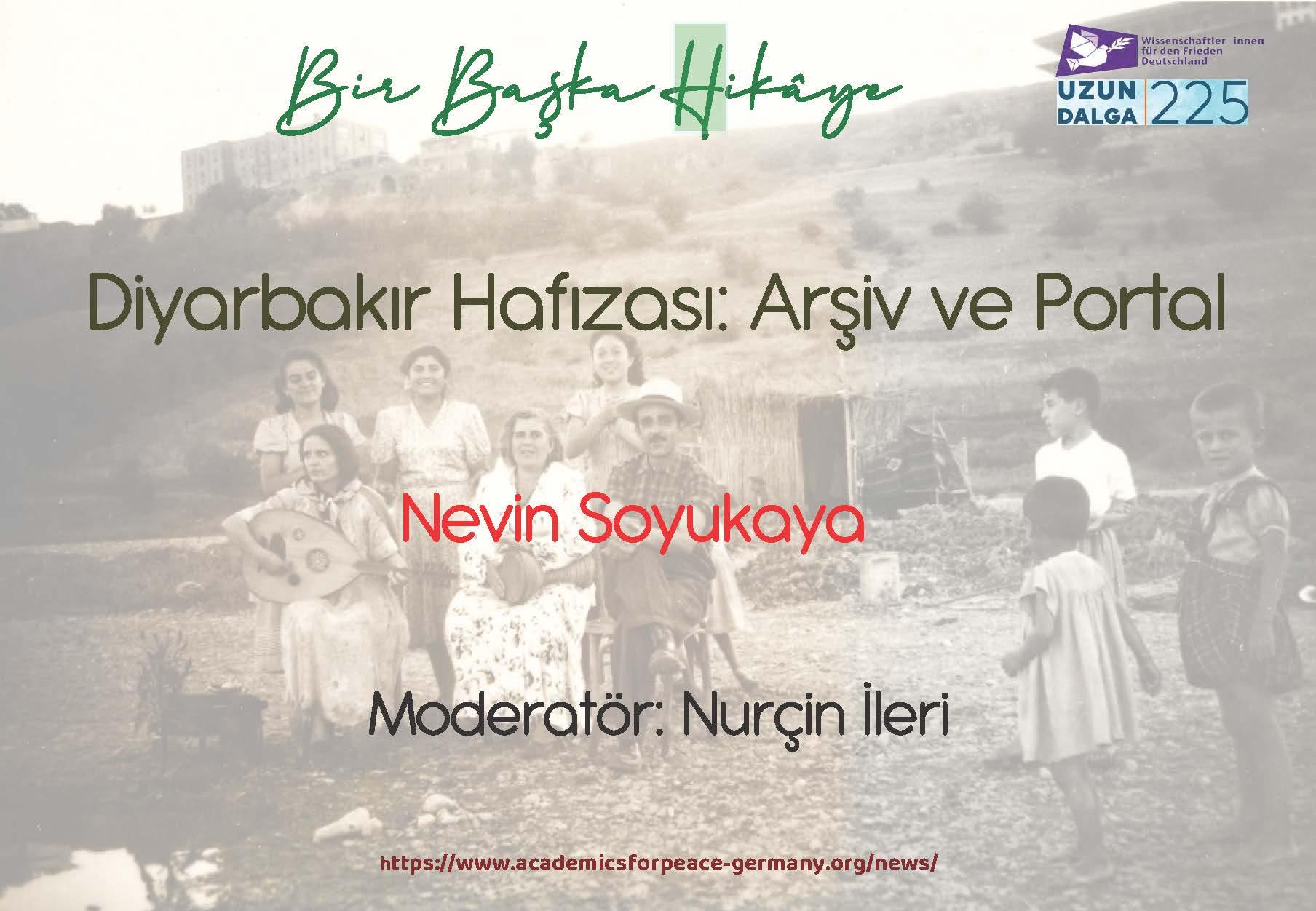 Read more about the article Diyarbakır Hafızası: Arşiv ve Portal