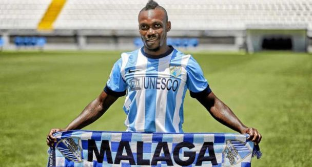Arthur Boka Malaga FC academie de soccer jmg