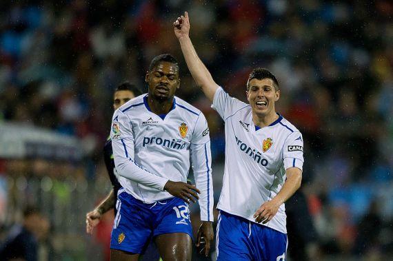 Real Zaragoza academie de soccer jmg Romaric N Dri Koffi La Liga