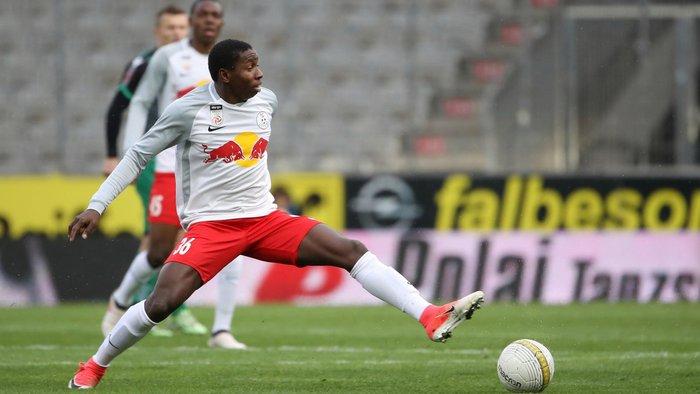 Mohamed Camara academe de soccer jmg au mali avec salzbourg