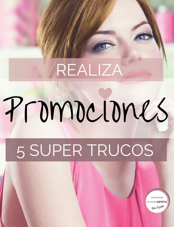 5 TRUCOS PARA REALIZAR LAS MEJORES PROMOCIONES