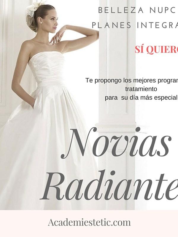 Las mejores propuestas de tratamientos para novias