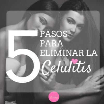 Cómo Eliminar La Celulitis En 5 Pasos