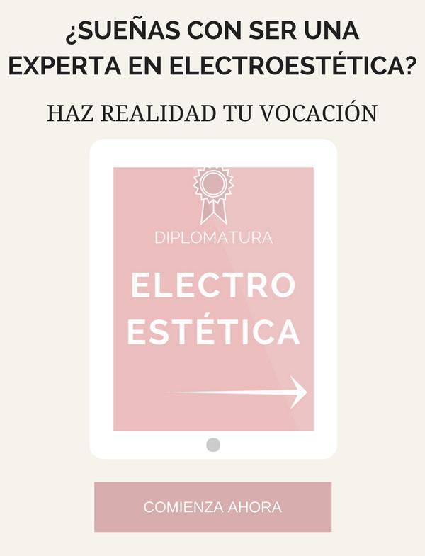 CURSO ELECTROESTÉTICA