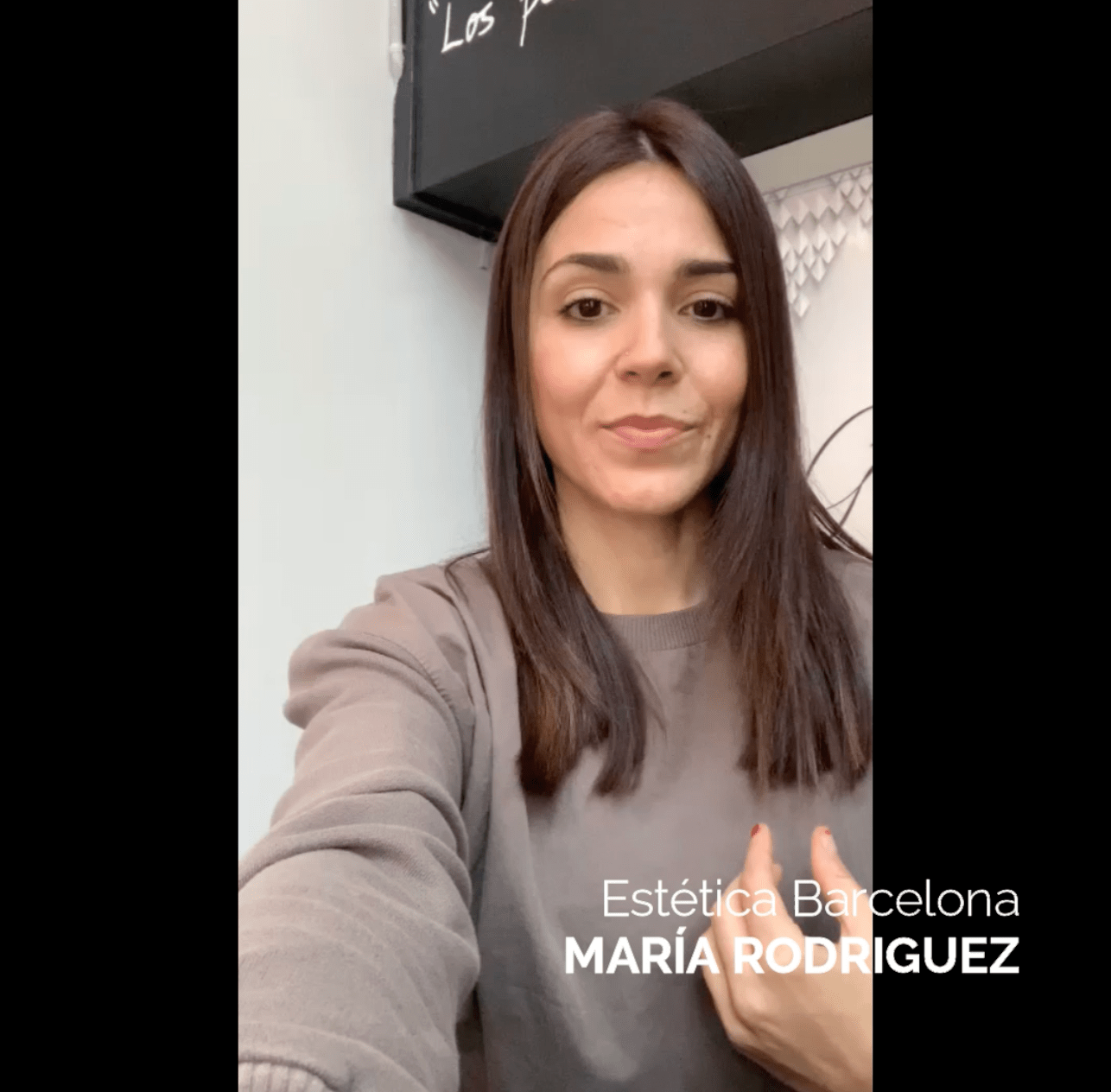 Maria Rodriguez Estética Barcelona