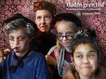 dag-van-de-academies-2019 Workshop grimeren met fotoshoot (Middel)